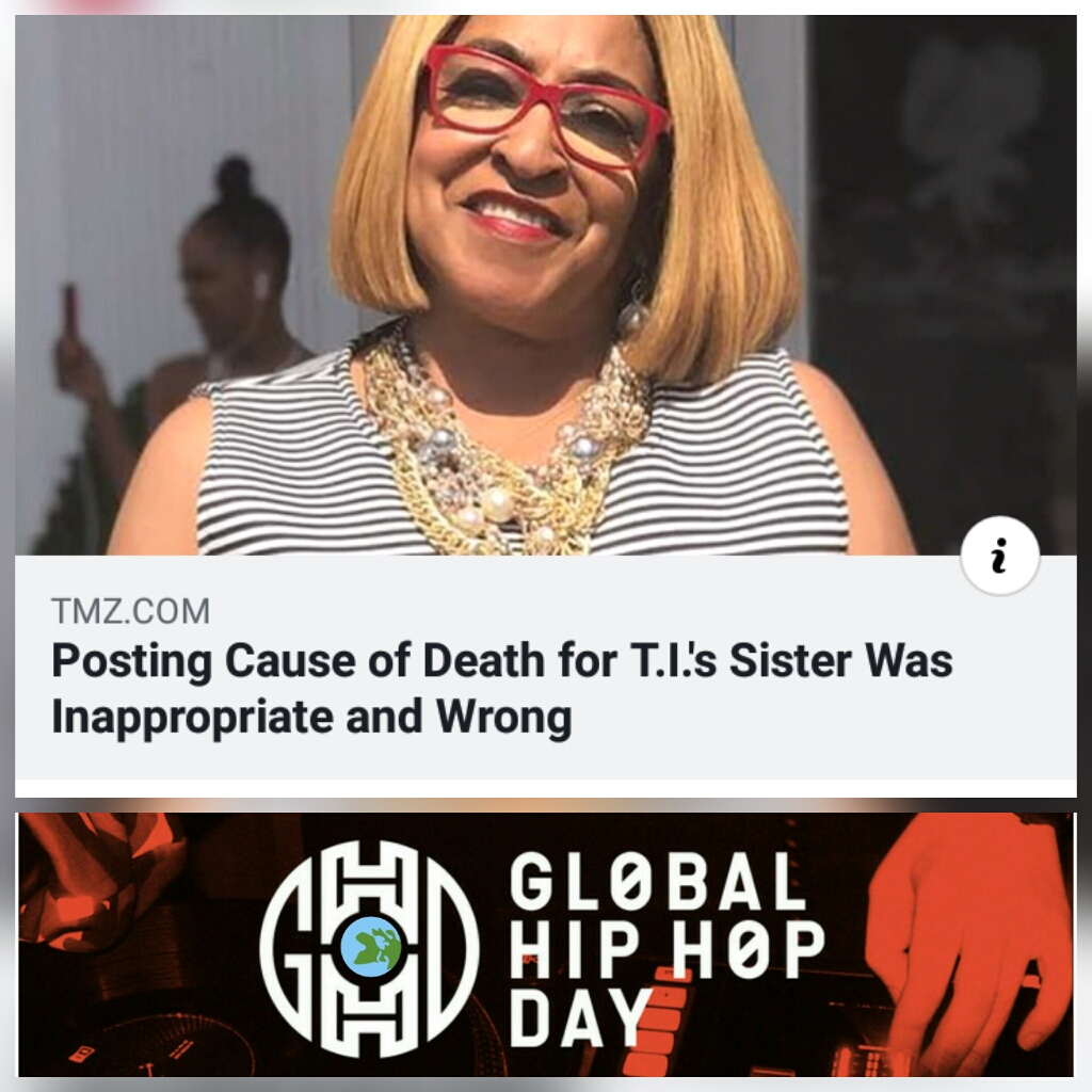 TMZ Apologized To TI Expeditiously For Sister's Shocking