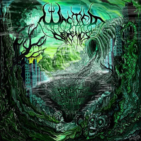 Free Download Album Wasted Heretics - Beneath Buried Bones (2019)