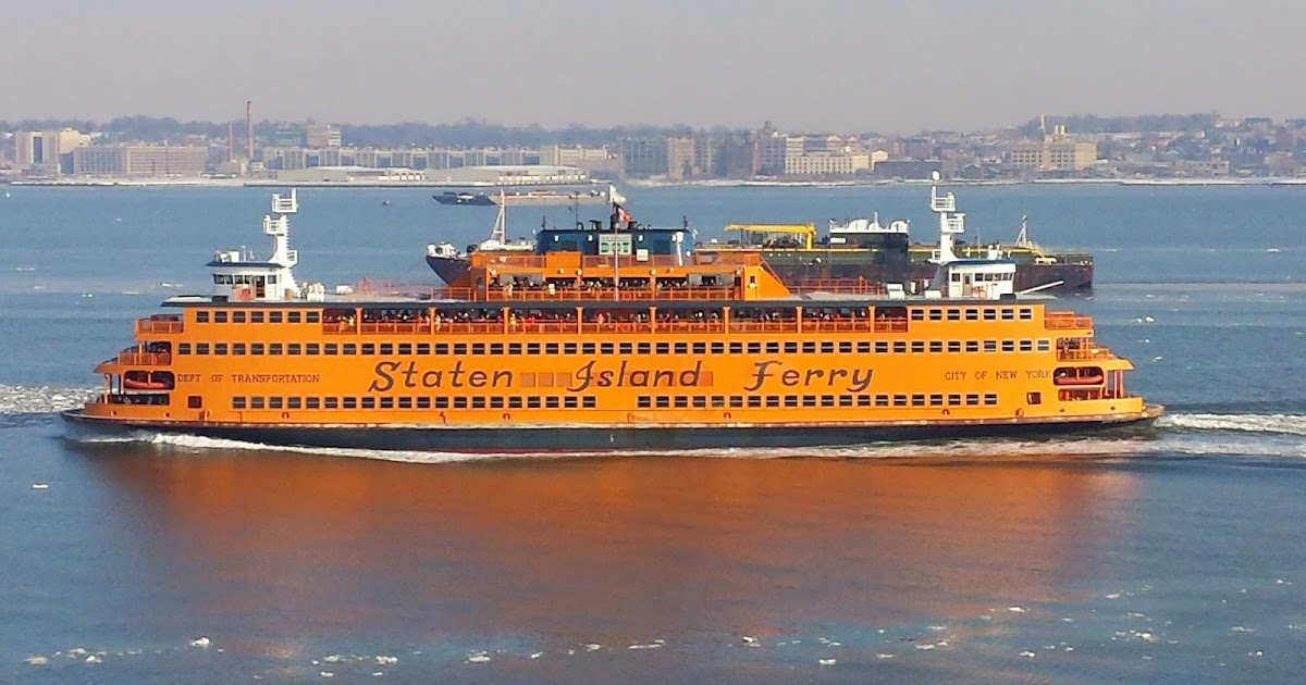 what is the fare on the staten island ferry