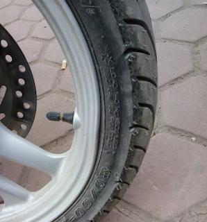 Dich vụ cân vành xe máy tại Tp. HCM