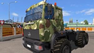 Ural Taganay Truck v1.0