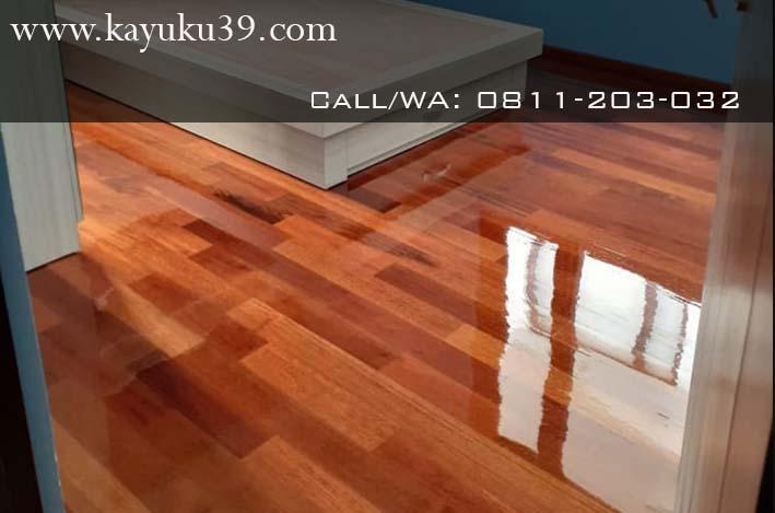 gambar lantai kayu merbau