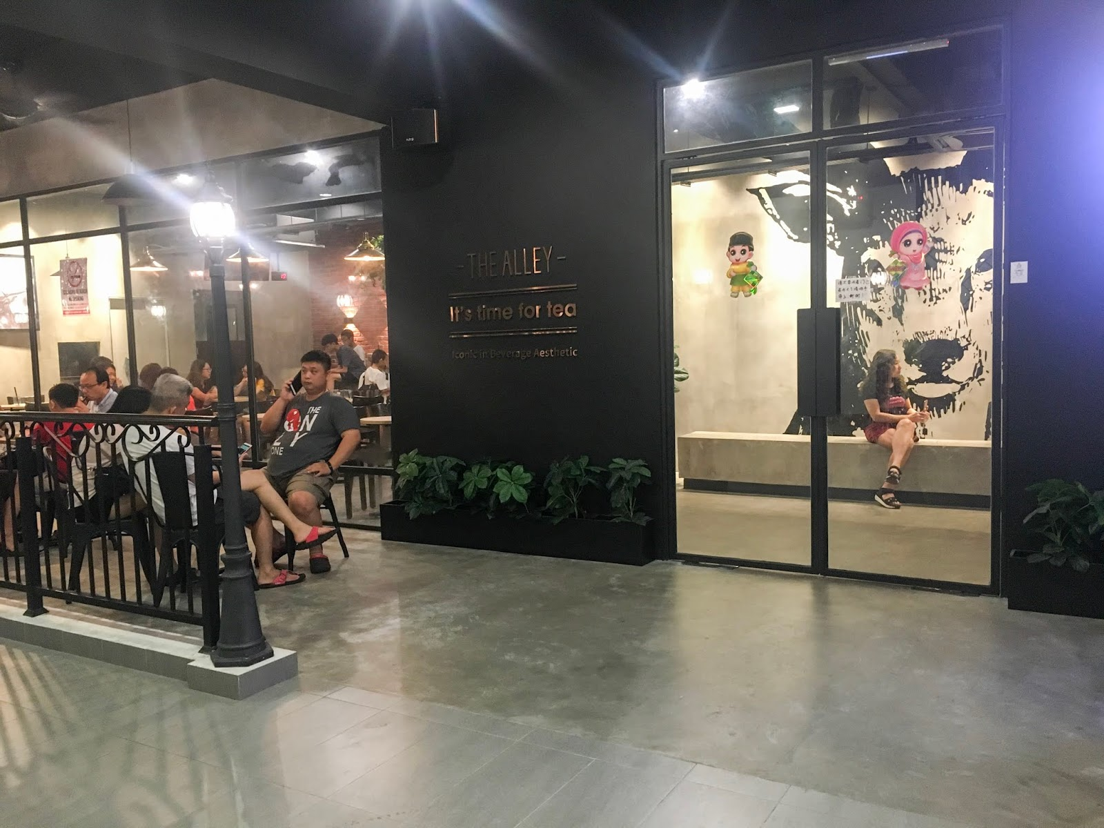 THE ALLEY BATU PAHAT | REVIEW | RocksNclouds