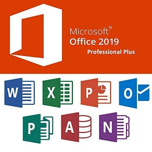 Microsoft office 2019 pas cher