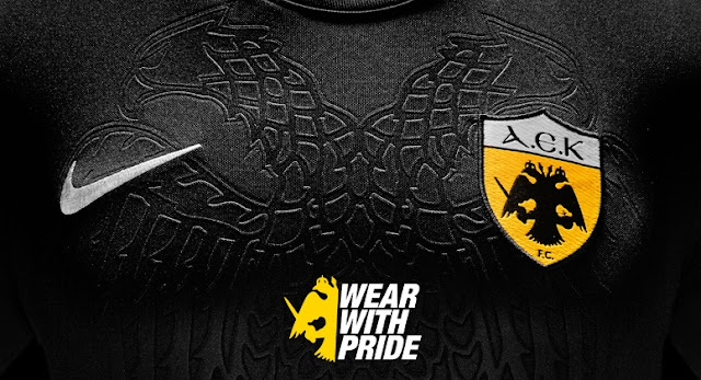AEK: Wear with pride (AEK FC kits 2017-18, pics)