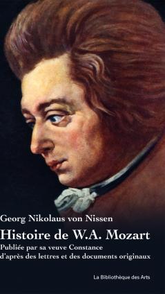 d'après Georg Nikolaus Nissen biographie de Mozart