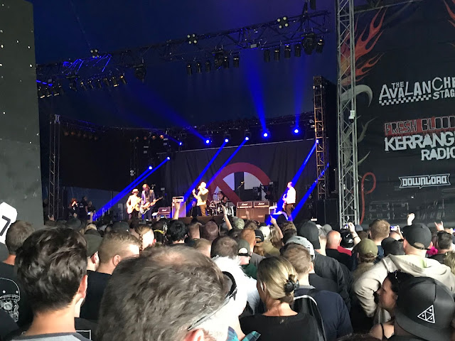 Bad Religion at Download UK 2018