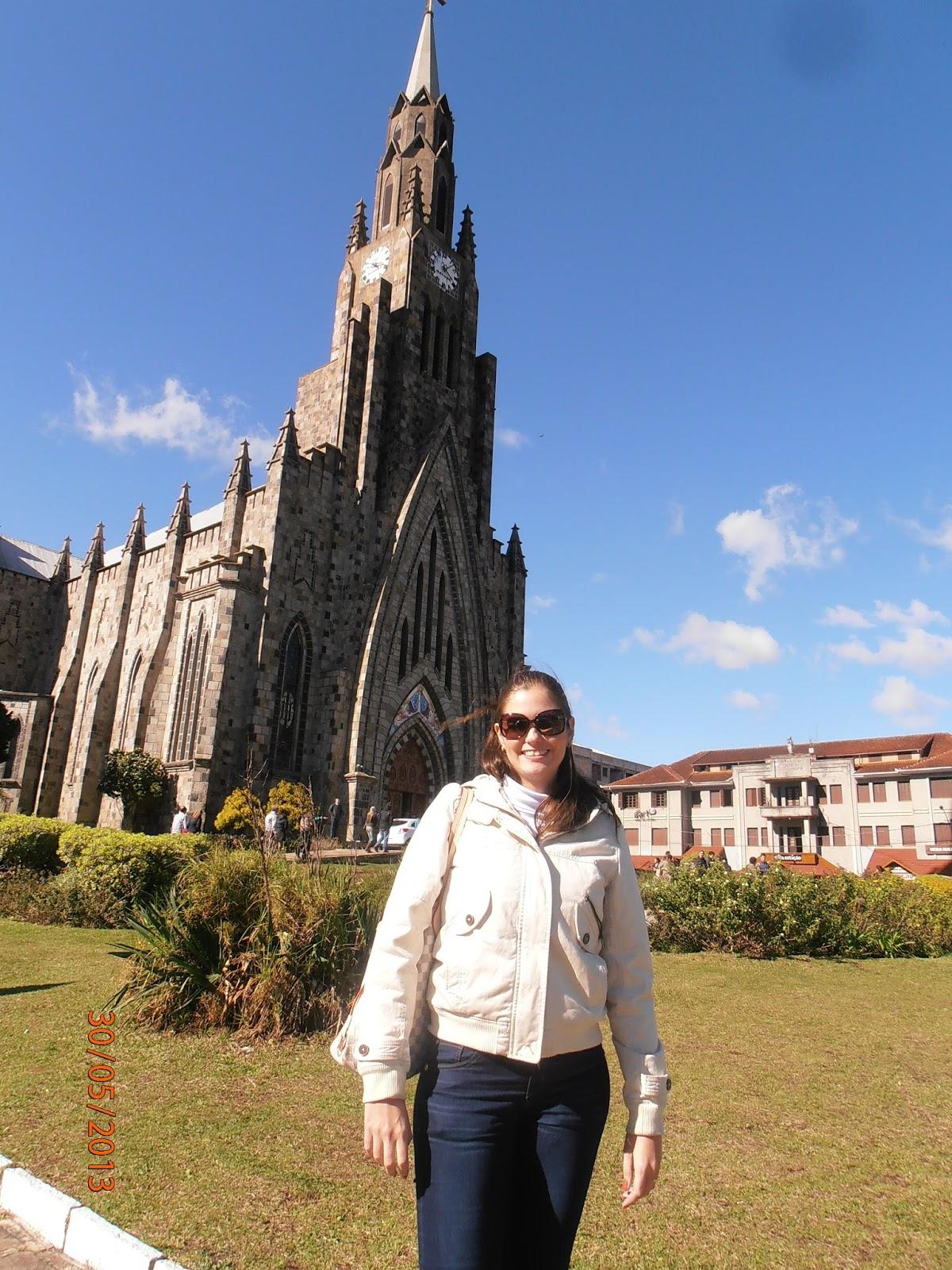 Catedral de Pedra em Canela
