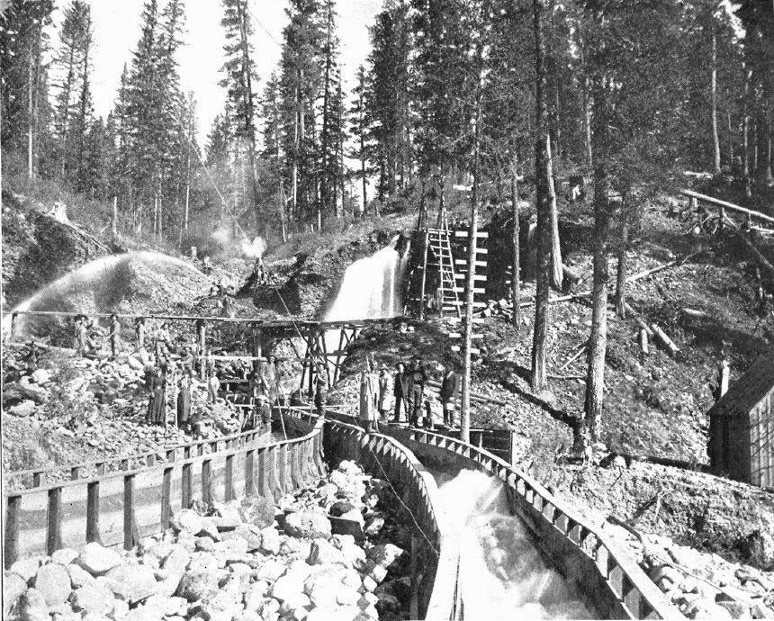 Jackson County Chinese Mining