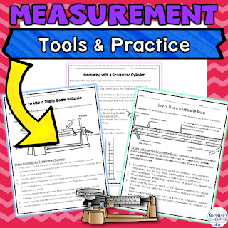 Metric Measurement Worksheets and Activities to Use as an introduction or review