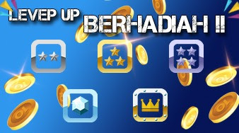 Event LEVEL UP