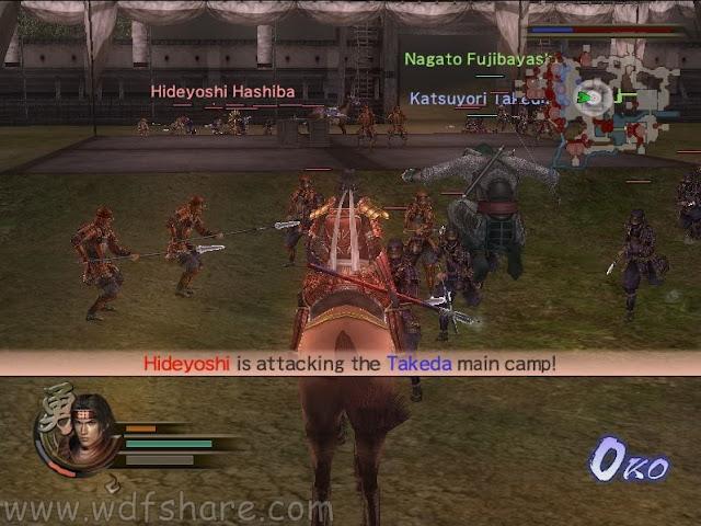 Samurai Warriors 2 Free Download