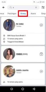 Cara Mencari Teman Di Facebook Berdasarkan Tempat Tinggal