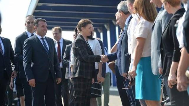 Összevont határellenőrzést vezetett be Szerbia és Észak-Macedónia