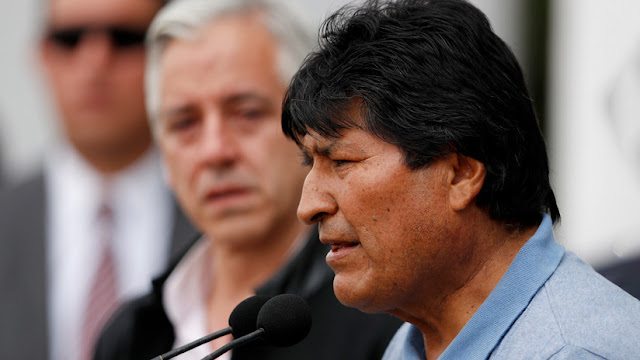 """Evo Morales, desde México: """"Un militar recibió una oferta de 50.000 dólares a cambio de entregarme"""""""
