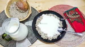 Cuisine, lakh, mil, riz, lait, sucre, farine, Sankal, céréale, recette, plat, repas, dessert, Fête, korité, événement, cérémonie, mariage, baptême, calebasse, LEUKSENEGAL, Dakar, Sénégal, Afrique
