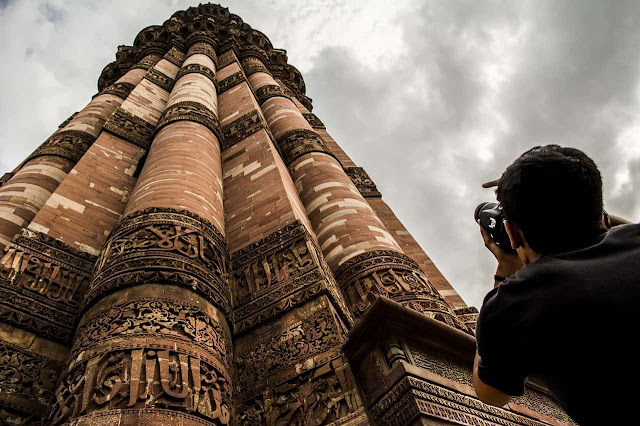 Qutub Minar Images