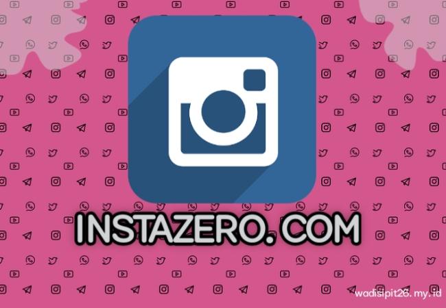 instazero.com indonesia situs auto followers instagram gratis