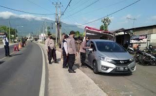 Lima Hari Penyekatan di Pintu Masuk Majalengka, Polres Majalengka Putar Balikan 885 Kendaraan