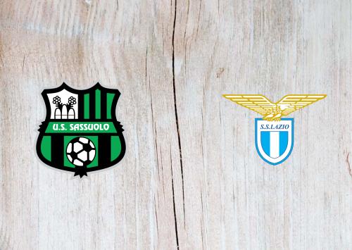 Sassuolo vs Lazio -Highlights 23 May 2021