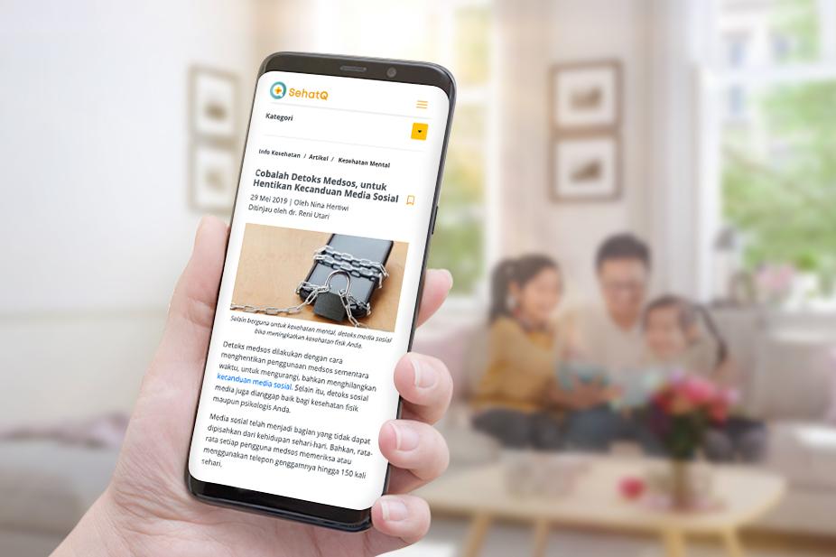 Coba SehatQ.com konsultasi Dokter dan Rumah Sakit Terdekat