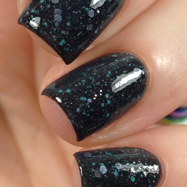 Scofflaw Nail Varnish-Ground Control to Major Tom