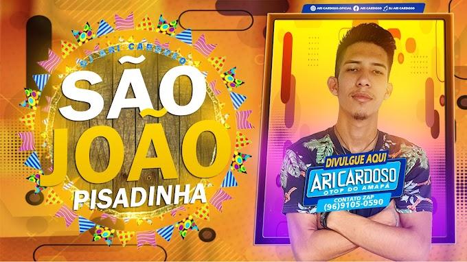 [✔]Seleção Pisadinha as Melhores 2021 - Pra Paredão São João 2021 - [Dj Ari Cardoso]