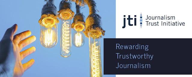 RSF lanza la Iniciativa de Periodismo de Confianza, JTI