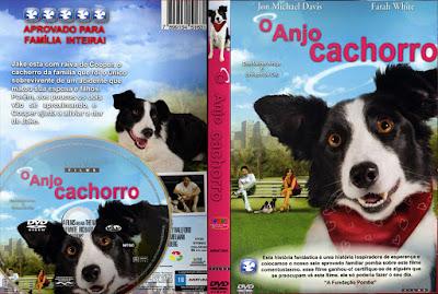 Filme O Anjo Cachorro (Angel Dog) DVD Capa