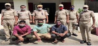 Rajasthan crime news on media