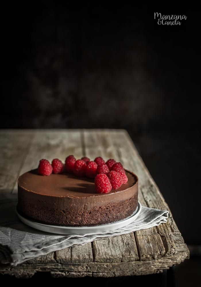 Kladkakka. Tarta sueca de chocolate
