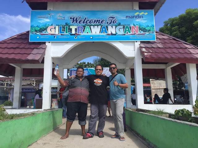 BUDGET MELANCONG KE INDONESIA