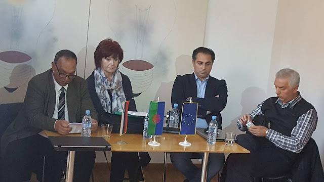 Svetovni dan romskega jezika Zveza Umbrellla -Dežnik