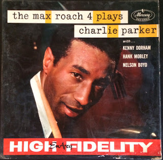 Max Roach, The Max Roach 4 Plays Charlie Parker