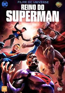 Reino do Superman - BDRip Dual Áudio