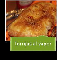 TORRIJAS AL VAPOR