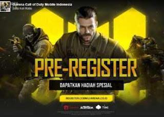 Buka Masa Pre-Registrasi, Garena Resmi rilis Call Of Duty Mobile di Indonesia