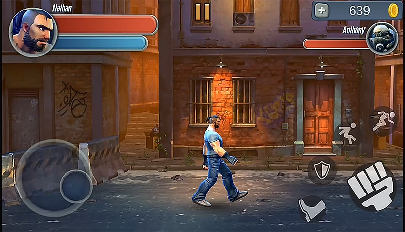 تحميل لعبة Street Warrior Ninja apk مهكرة للاندرويد