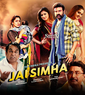 Jai Simha (2019) Full Movie 720p hd Download in Hindi dubbed filmywap