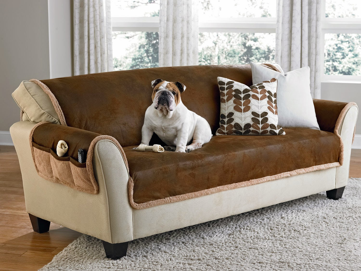 leather sofa dog protector alex sure fit slipcovers 39tis the season of frosty days get