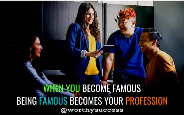 How to become popular Person and Known to all
