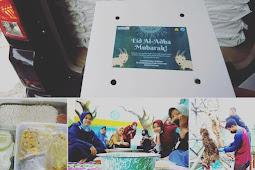 SD Muhammadiyah Inovatif Adakan Wonderful Qurban