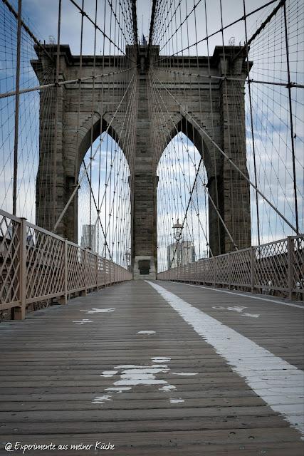 New York - Brooklyn | Reisen | USA | Städtetour | Citytrip | Brooklyn Bridge