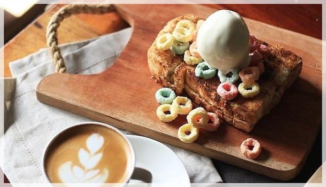 roti bakar cafe kekinian