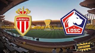 Монако - Лилль смотреть онлайн бесплатно 21 декабря 2019 прямая трансляция в 22:45 МСК.