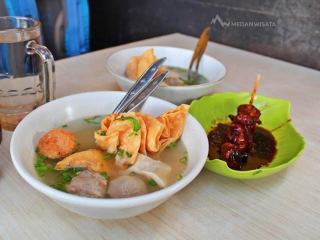 5 Kuliner Malam yang Enak di Alun-alun Batu Malang
