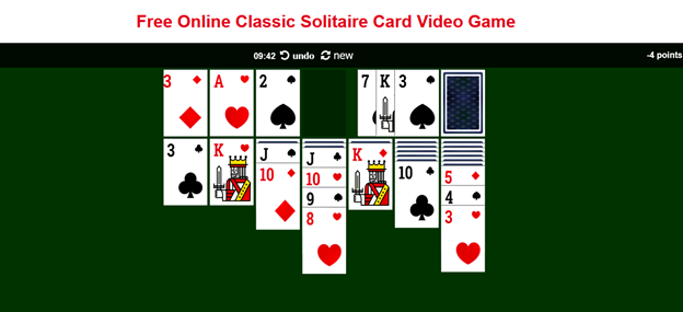 Where Do I Play Solitaire Game