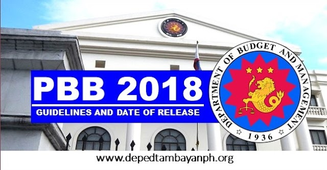 The Grant of Performance-Based Bonus (PBB) FY 2018 - Guidelines and Date of Release