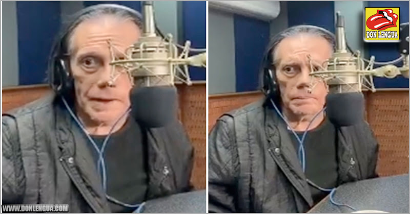 Trino Mora fue entrevistado por Shirley Varnagy para saber de su vida