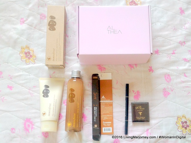 What to buy at Althea Korea